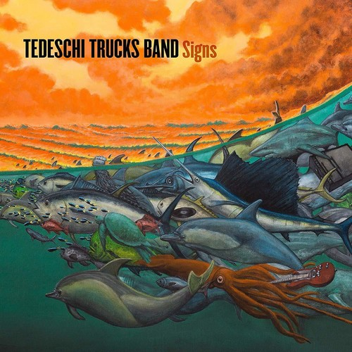 Tedeschi Trucks Band - Signs [LP]
