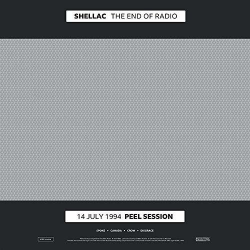 The End of Radio , Shellac