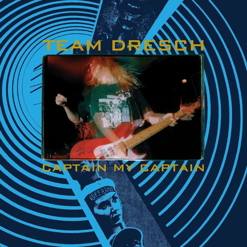 Team Dresch - Captain My Captain [LP]