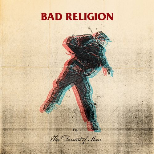 Bad Religion - The Dissent Of Man [LP/CD]