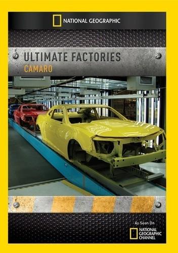 Ultimate Factories: Camaro