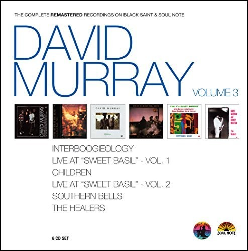 David Murray - The Complete Remastered Recordings, Vol. 3