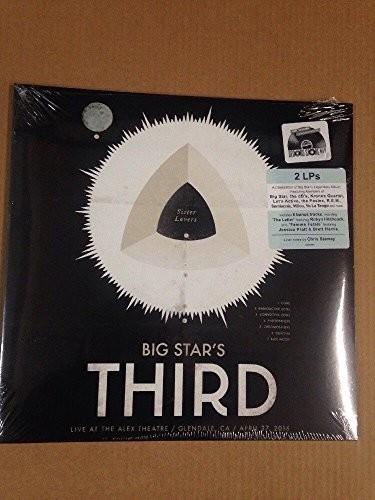 Big Star's Third Live  - Big Star's Third Live Stroke It Noel: Big Star's Third Live in Concert