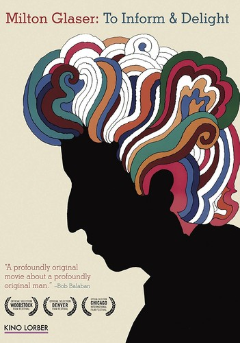 - Milton Glaser: To Inform and Delight