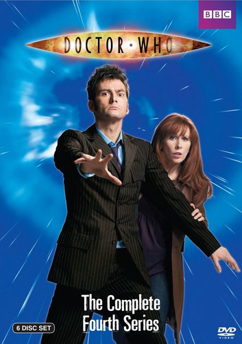 Doctor Who: The Complete Fourth Season