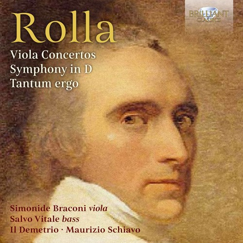 Viola Concertos /  Symphony in D /  Tantum Ergo