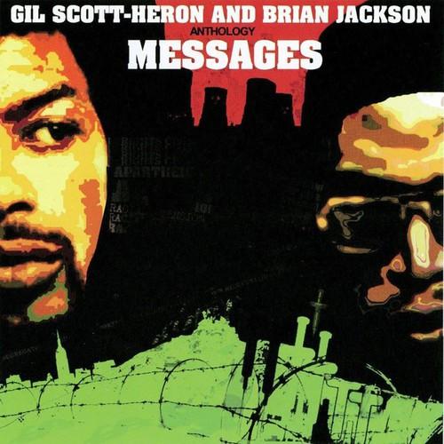 Gil Scott-Heron - Anthology: Messages