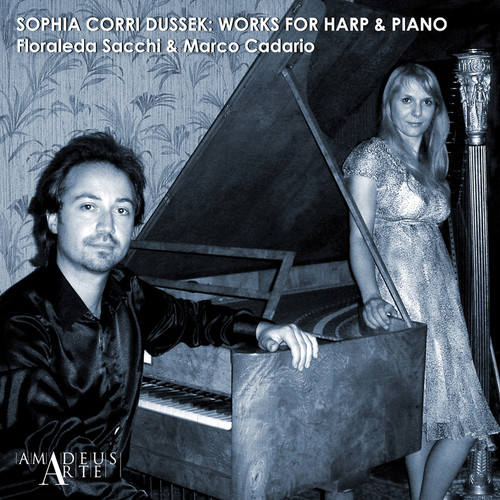 Works for Harp & Piano