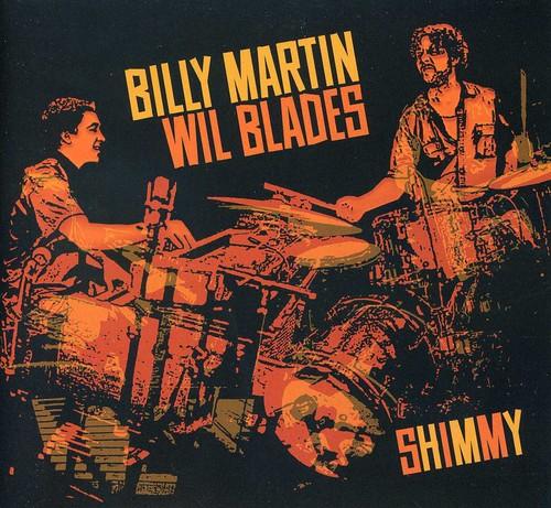 Billy Martin/Wil Blades - Shimmy