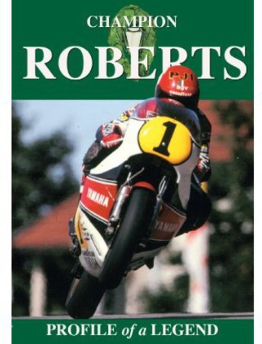 Champion Kenny Roberts