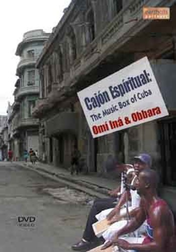 Cajon Espiritual-The Music Box of Cuba