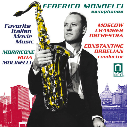 Indulti/ Molinelli/ Morricone/ Rota : Favorite Italian Movie Music