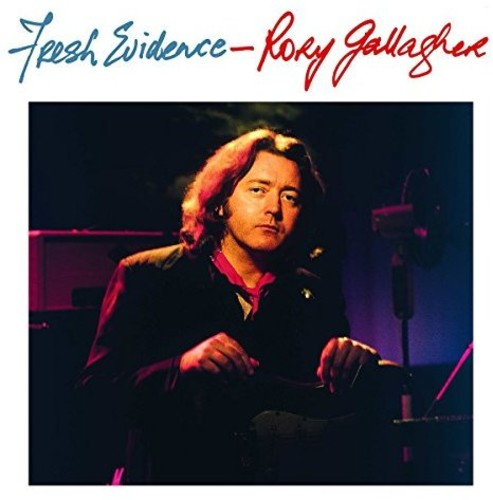 Rory Gallagher - Fresh Evidence [Import LP]
