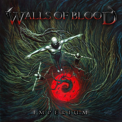 Walls Of Blood / Glen Drover - Imperium