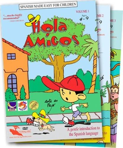 Hola Amigos 1-3