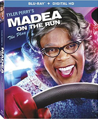 Tyler Perry's Madea [Movie] - Tyler Perry's Madea On The Run