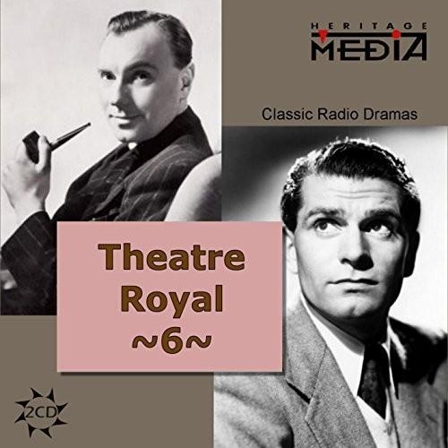 Theater Royal: R L Stevenson & H G Wells, Vol. 6