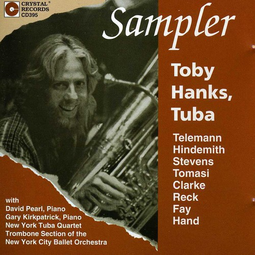 Toby Hanks Sampler