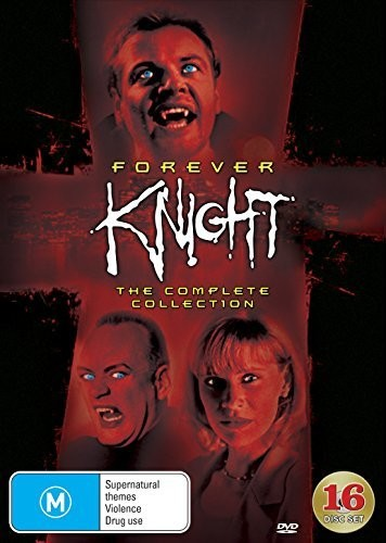 Forever Knight: Complete Collection Season 1 -3 [Import]
