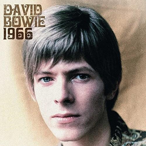 David Bowie-1966: The Pye Singles