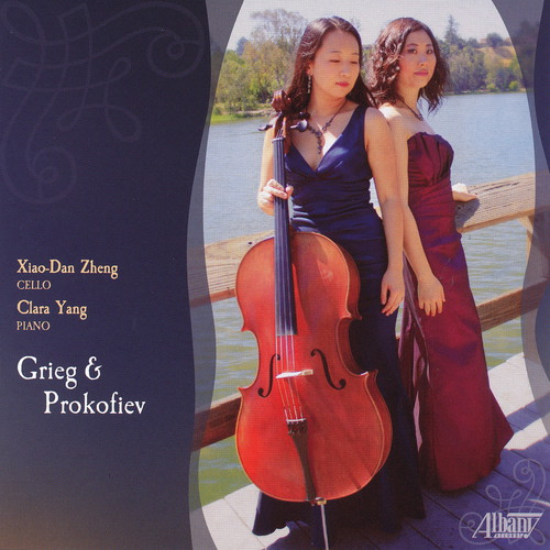 Xiao-Dan Zheng & Clara Yang Play Grieg & Prokofiev