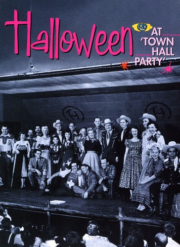 Halloween at Town Hall Party