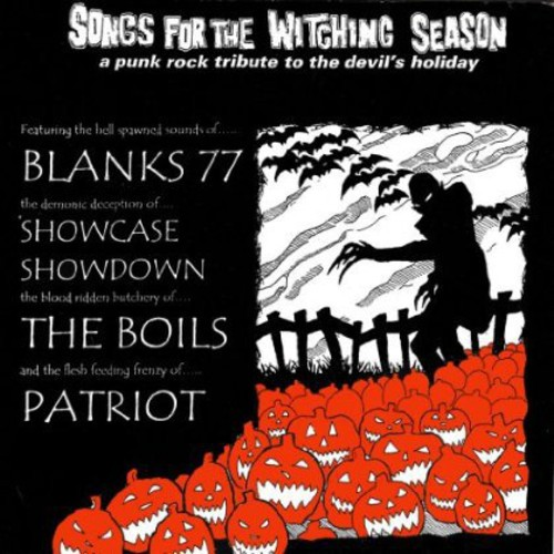 Songs For The Witching Season