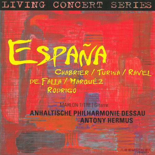 Living Concert Series: Espana