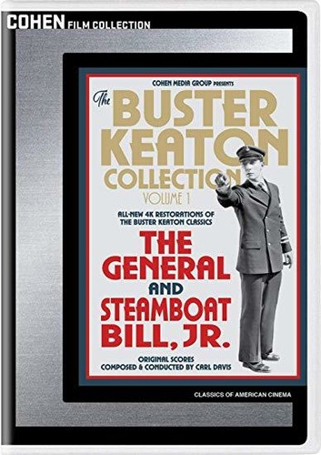The Buster Keaton Collection: Volume 1