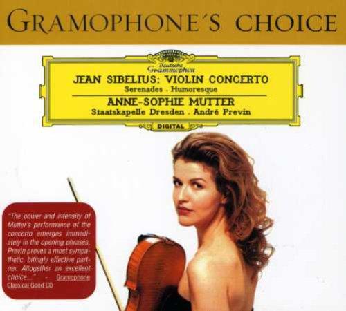 Violin Concerto in D minor /  Serenade 1 & 2