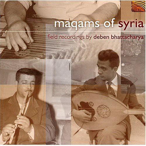 Moqams of Syria