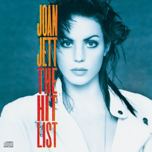 Joan Jett-The Hit List