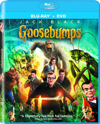 Goosebumps - Goosebumps