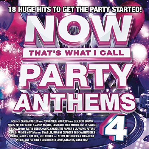 Now That's What I Call Music! - NOW Party Anthems, Vol. 4