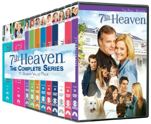 7th Heaven: The Complete Series Pack