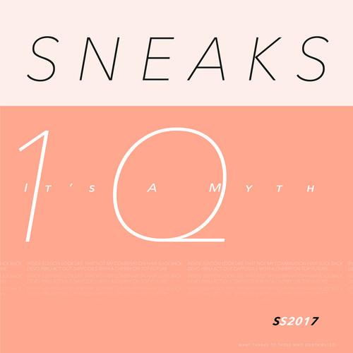 Sneaks - It's A Myth [LP]