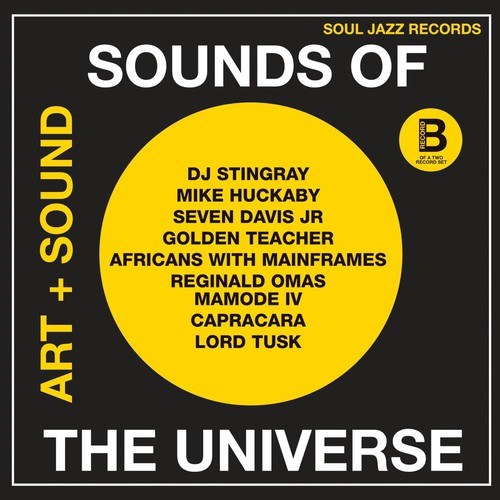 Sounds of the Universe 1 PT B