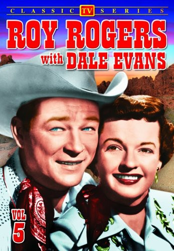 Roy Rogers With Dale Evans: Volume 5