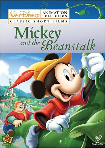 Walt Disney Animation Collection: Volume 1: Mickey and the Beanstalk