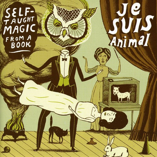 Self Taught Magic from a Book [Import]