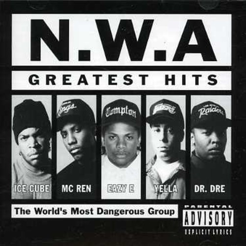 N.W.A. - Greatest Hits [PA] [Remaster]