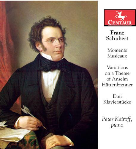 Schubert: Moments Musicaux Op. 94 D. 780 - Variations on a Theme