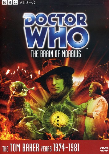 Doctor Who: Brain of Morbius - No 84