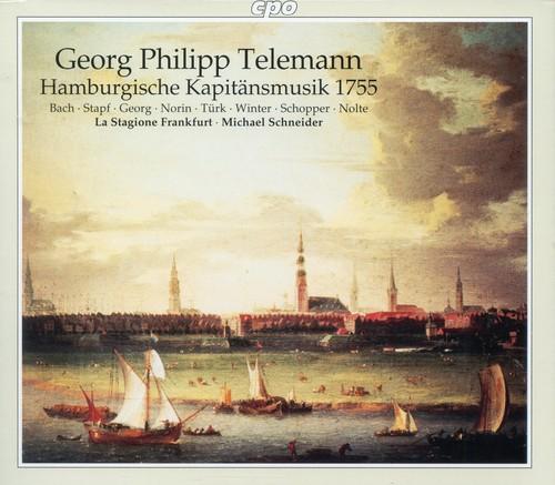 Hamburgisches Kapitansmusik