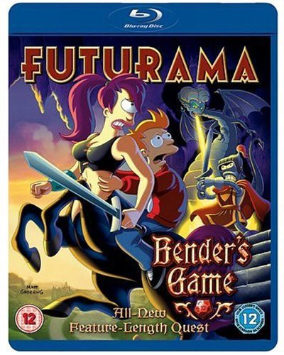 Futurama Bender's