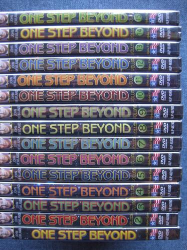 One Step Beyond 1-15