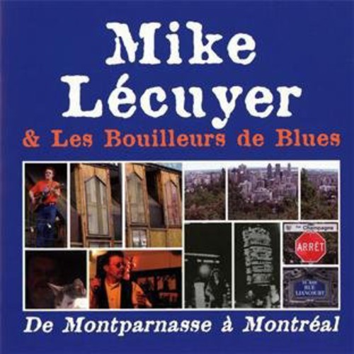 De Montparnasse a Montreal [Import]