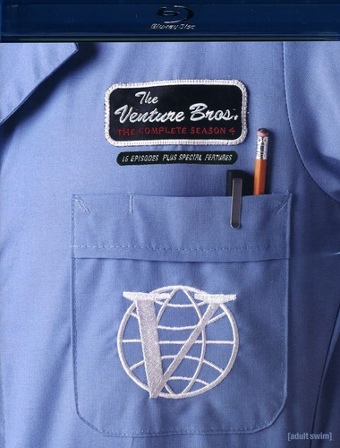 The Venture Bros: Season Four