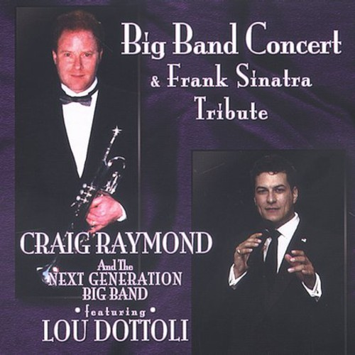 Big Band Concert and Frank Sinatra Tribute