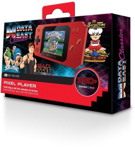 - My Arcade Pixel Portable